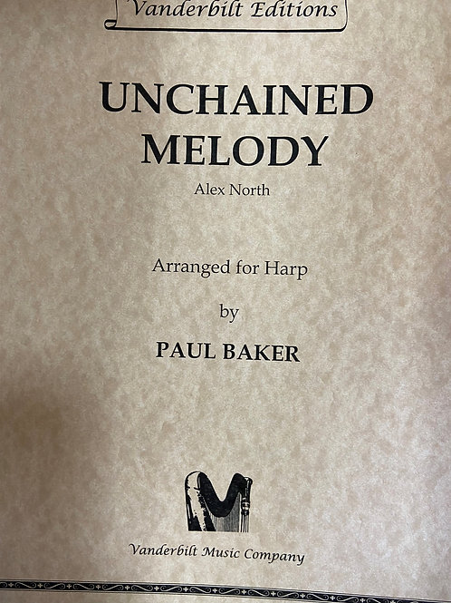 North: Unchain Melody arr. Baker