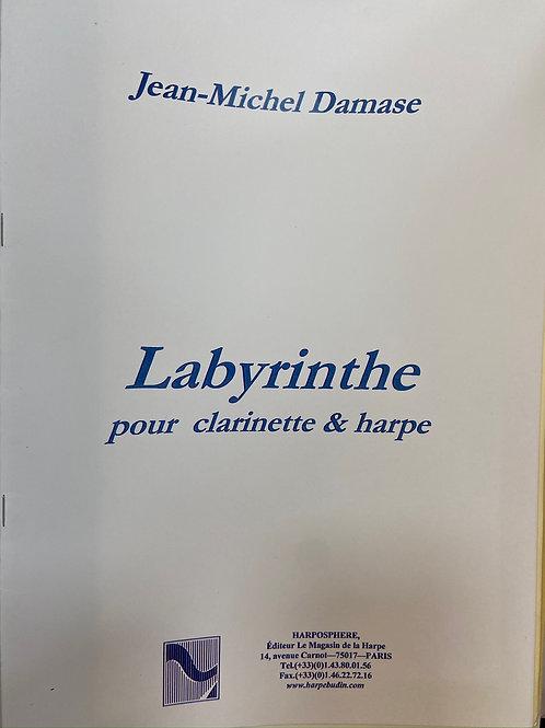 Damase: Labyrinthe cl & hp