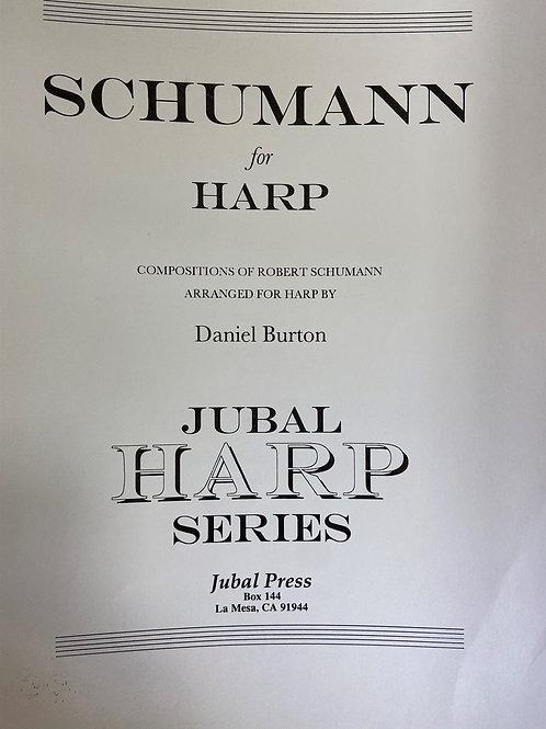 arr. Burton: Schumann for Harp