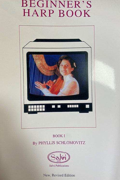 Schlomovitz: Beginner's Harp Book 1