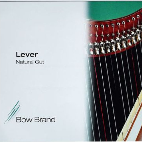 Student: Bow Brand Lever Gut 2nd Octave strings
