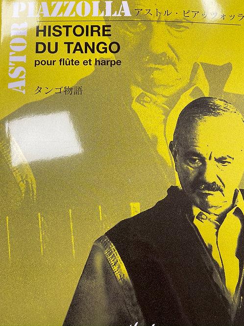 Piazzolo: Histoire De Tango