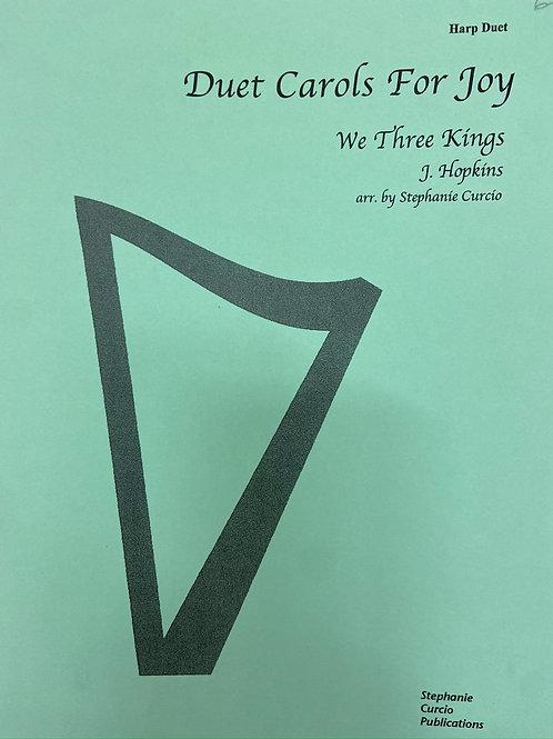 Hopkins arr. Curio: Duet Carols for Joy: We Three Kings