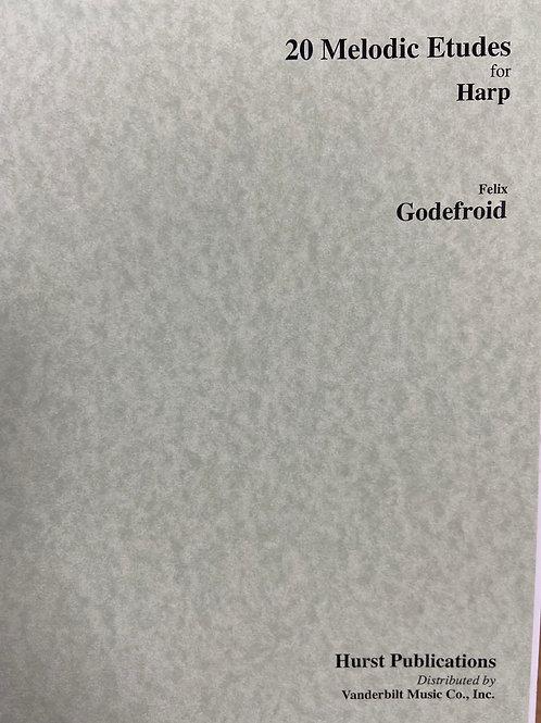 Godefroid: 20 Etudes Melodiques