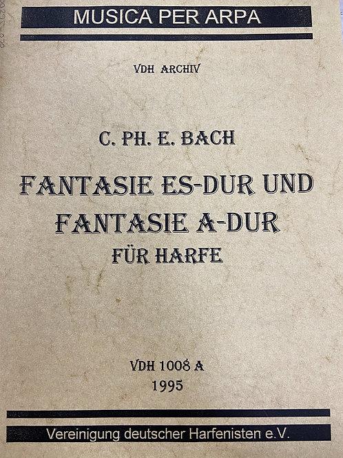 C.P.E. Bach: Zwei Fantasien arr. Reichling