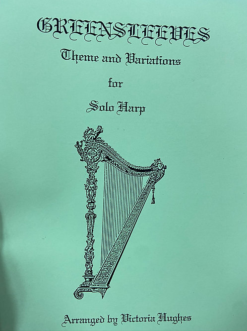 Hughes: Greensleeves Theme and Variations