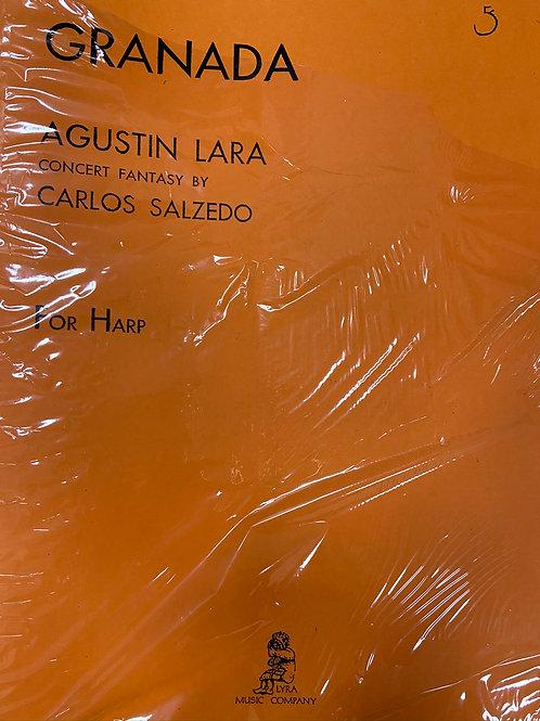 Granada: Concert Fantasy by Salzedo