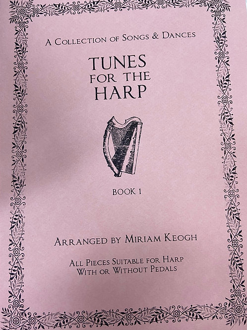 Keogh: Tunes for the Harp Bk 1