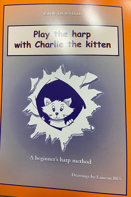 Frouvelle: Play the Harp with Charlie Kitten