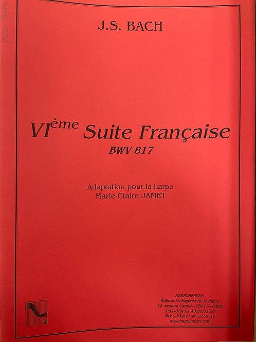 J.S. Bach: Suite Francais