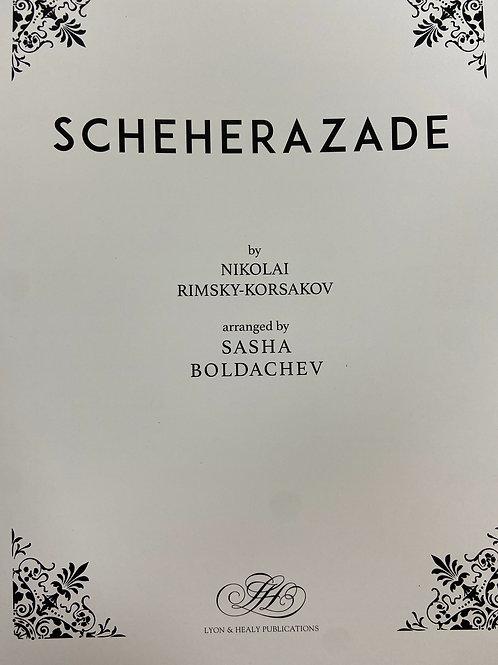 Rimsky-Korsakov: Scheherazade op.35 arr. Boldachev