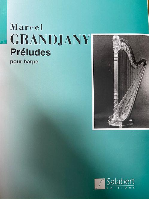 Grandjany: Preludes