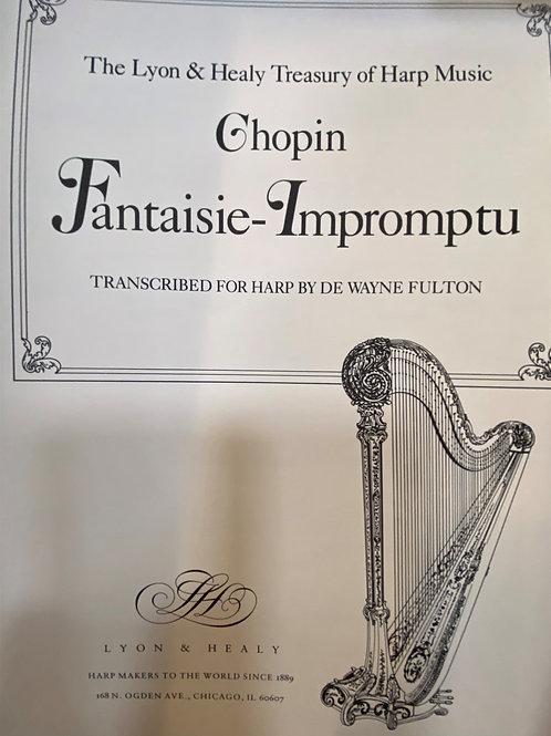 Chopin: Fantasy-Impromptu arr. Fulton