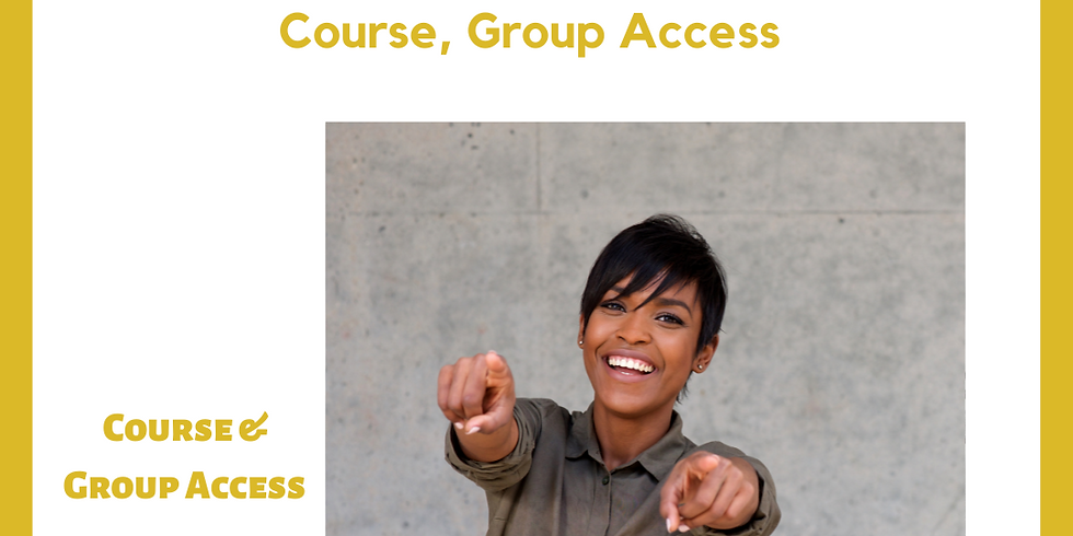 Navigating Your Path to Joy Course & Group Access