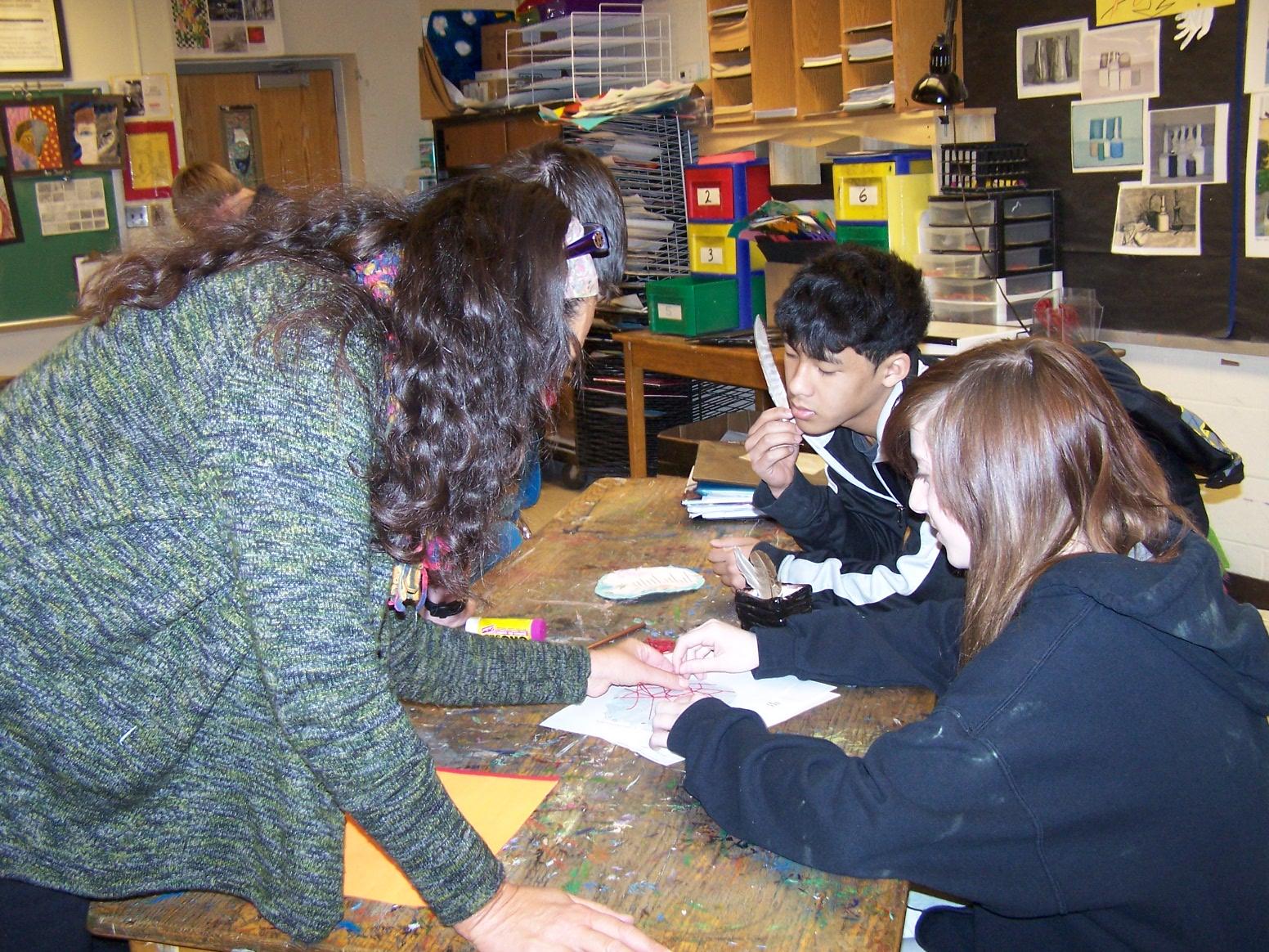 Teaching Arts Creatively