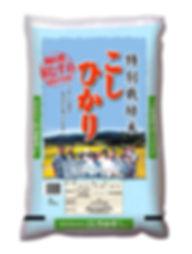 特別栽培米 岡山県美星町産こしひかり 星むすめ.jpg