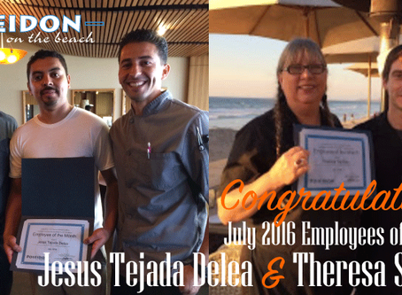Celebrating Our July Employees of the Month