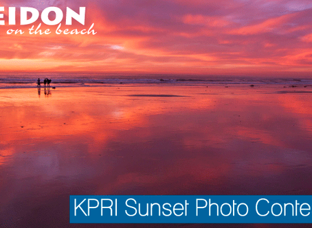 KPRI 3rd Quarter Poseidon Sunset Photo Contest Winner