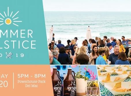 Del Mar Summer Solstice June 20, 2019
