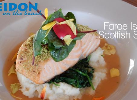 Recipe Highlight ~ Faroe Islands Scottish Salmon