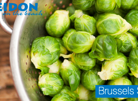 FALL In Love With Brussels Sprouts
