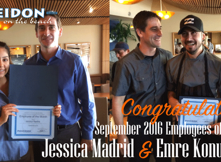 Celebrating Our September Employees of the Month