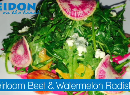 Ingredient Highlight Watermelon Radish