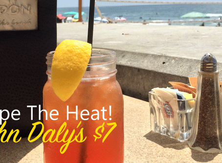 Escape the Heat with a Refreshing John Daly
