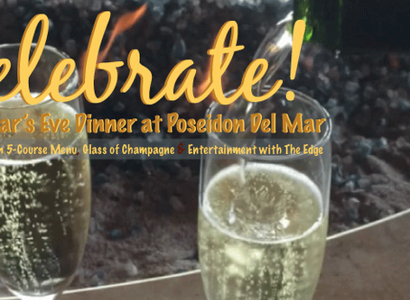 New Year's Eve at Poseidon Del Mar 2016