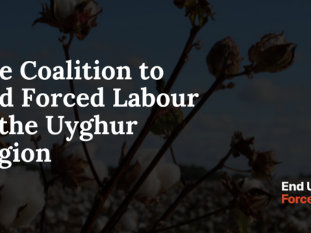 Coalition Statement on State Department's updated Xinjiang Supply Chain Business Advisory