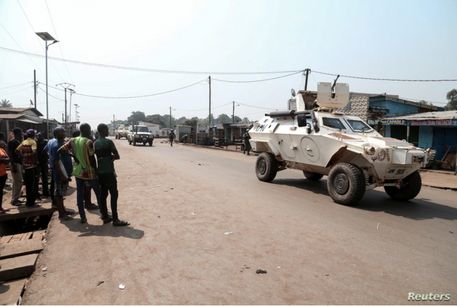 Violence and Abuse Wreak Havoc in CAR