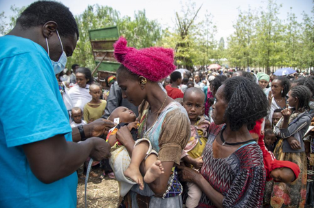 UN: 100,000 children in  Tigray face deadly hunger