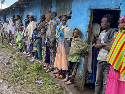 Ethiopia: Tigray forces accused of 'brutal' abuses