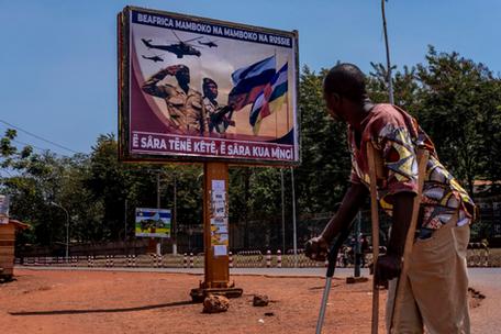 Central African Republic's Hate Speech Problem
