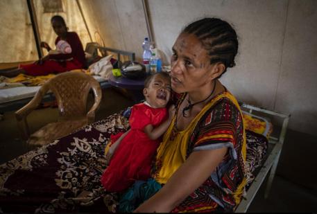 Ethiopian detentions of Tigrayans include kids