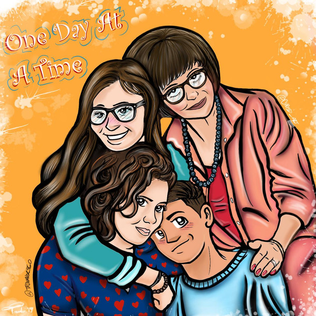 One Day at a Time Tribute