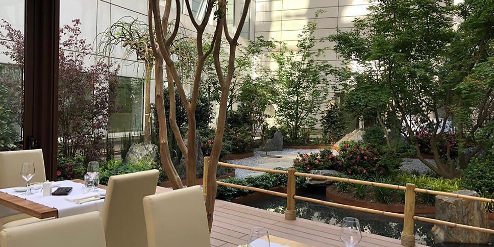 Aperitivo nel Giardino ZEN più bello di Milano