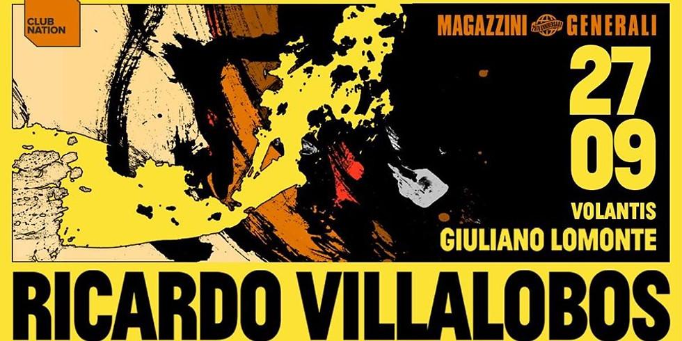 Ricardo Villalobos - Magazzini Generali Milano