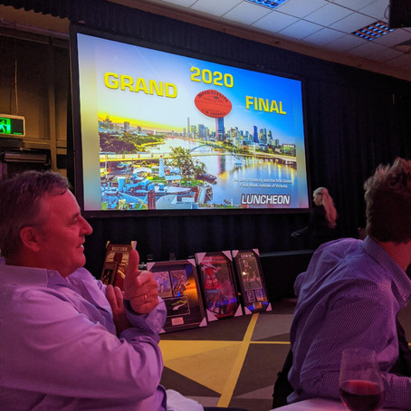 2020 AFL Grand Final Lunch