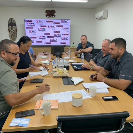 EXPAC secures Supply and Logistics rights in PNG for Ullrich Aluminium