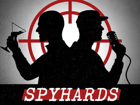 SPYHARDS PODCAST - spy cinema specialists