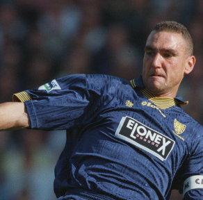 Vinnie Jones says what's what in home security