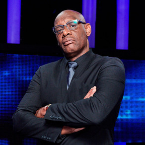 Gene meets Shaun Wallace of The Chase
