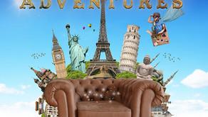 ARMCHAIR ADVENTURES - follow a fictional adventure