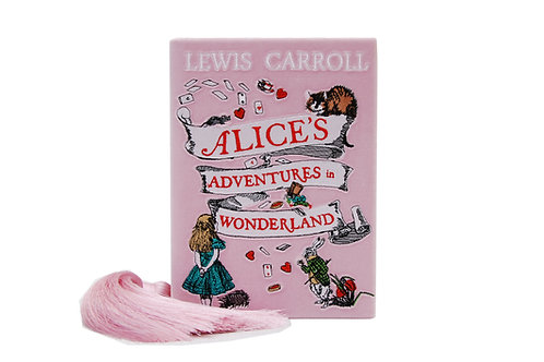 Alice's Adventures in Wonderland Pink
