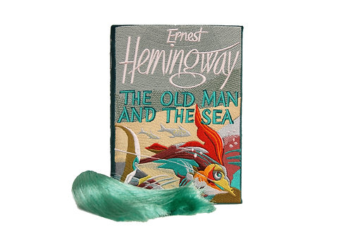 """""""The Old Man And The Sea"""" mint color"""