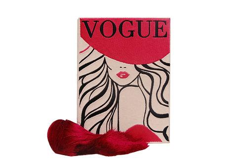 Vogue clutch