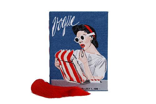 Vogue Denim Clutchbook
