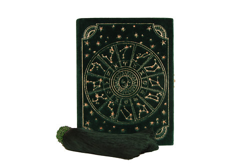 Zodiac Signs clutch