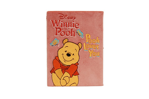 Winnie Pooh mini clutch